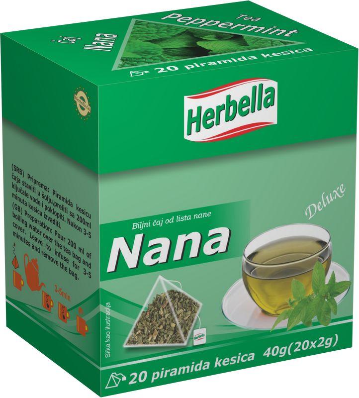 Herbella Nana caj u piramida kesici