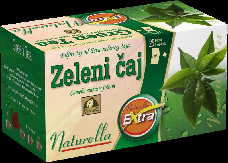 Malina-impex Zeleni čaj