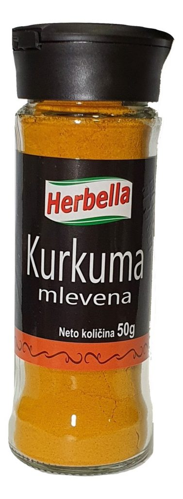 Herbela začin Kurkuma